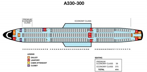 PAL330SeatMap